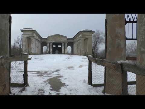 Мортуарий в Волжском. Единственный уцелевший в России.