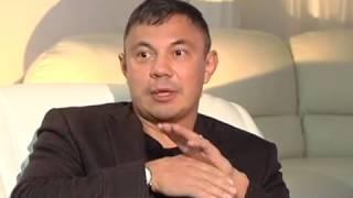 Авторская программа Лены Лениной на 8м канале, гость Костя Цзю