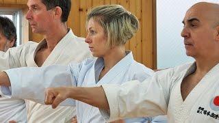2015 JKA Spring Joint Training Camp 日本っていいなあと思ってしまう映像