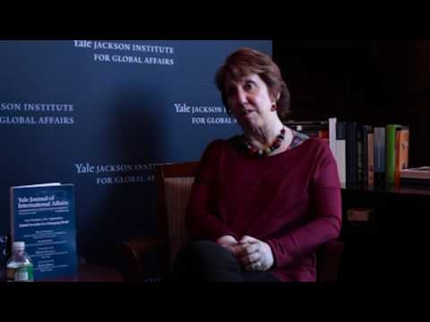 Lady Catherine Ashton: The Perils of a Two State Solution