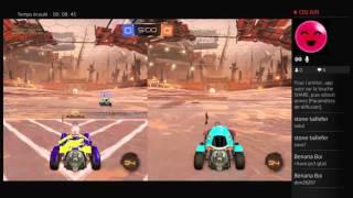 Diffusion PS4 rocket league