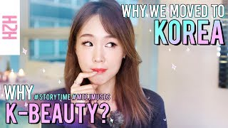 Storytime: WHY WE MOVED TO KOREA +