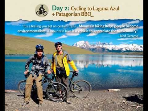 Patagonia Multi Activity Adventure Tour Guide in Chilean Torres del Paine NP