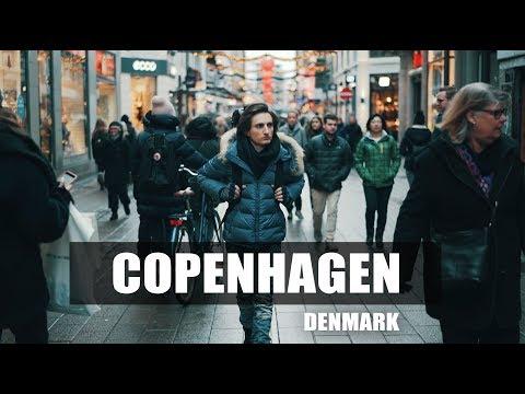 Copenhagen Denmark by Filip Jancik
