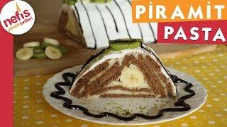 Piramit Pasta Tarifi - Pasta - Nefis Yemek Tarifleri