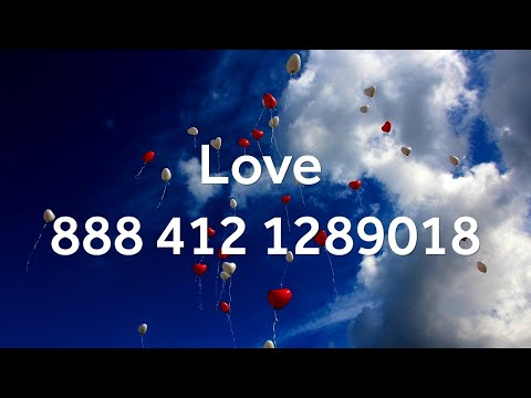 Love - 888 412 1289018 - Grabovoi Numbers - Numerical sequences for healing and materialisation.