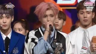 170622 [HD] NCT 127 (엔시티 127)-CHERRY BOMB No.1 (1st Win)+Encore @ MCD