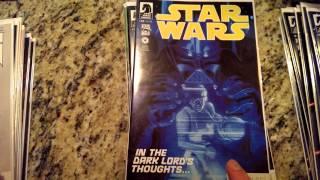 Friday Night Comics - Ep. 29 (Dark Horse Star Wars Part 2)