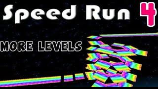 Speed Run4 on roblox Ep.1