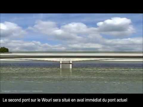 2ème pont sur le Wouri: Zoom sur l'ancien pont  tonfack.over blog