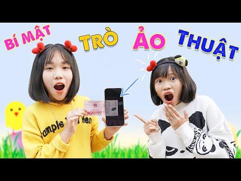 Thử Thách Làm Theo Ảo Thuật Triệu View Trên TikTok ♥ Min Min TV Minh Khoa