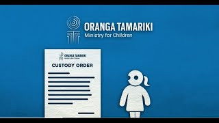 Mothers Project - What is a custody order?