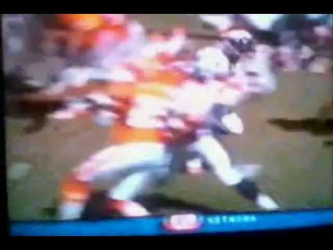 Clinton Portis Highlights from Denver 2003