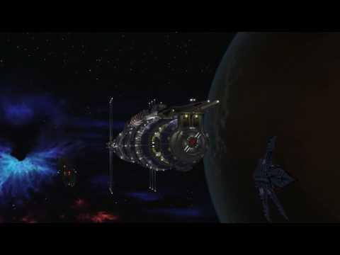Babylon 5 Night WIP PT II