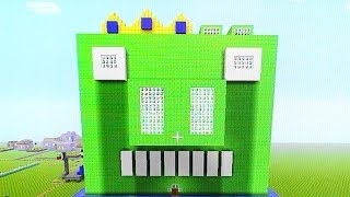 Minecraft Angry Birds King Pig Castle and More!
