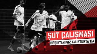 Şut Çalışmasına Güven Yalçın Damgası | Beşiktaş JK