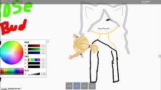 Roblox Draw with friends gone wrong?? part 1