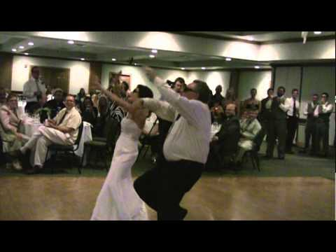 Surprise 'Dynamite' Father/Daughter Dance