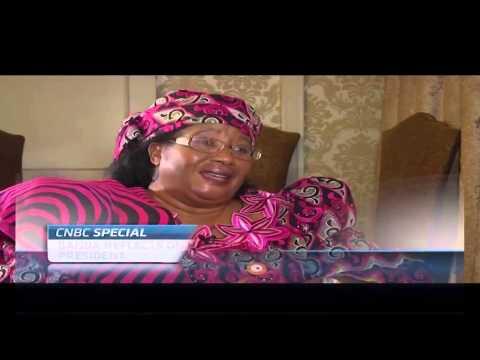 Joyce Banda strives to empower women
