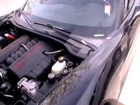 2007 Chevrolet Corvette C6 Inspection