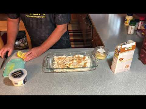 Walleye Recipe: Baked Walleye With A Twist