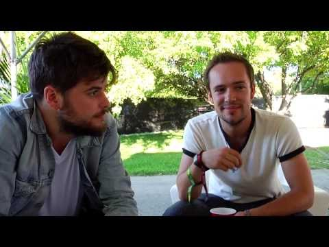 Lolla 2013 Artist Interview: Mumford & Sons