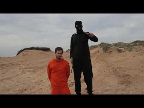 ISIS TORTURE VIDEO BEHIND THE SCENES