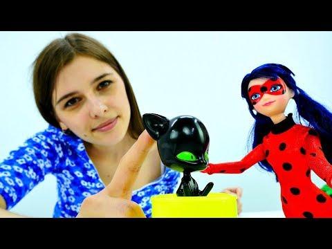 🐞 #ЛедиБаг ищет #СуперКот Нуар 😼 #ToyClub - ищем #игрушки Видео игры для детей #супергерои