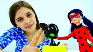 ToyClub шоу - Леди Баг ищет Супер-кота. Видео про игрушки