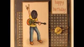 Happy Birthday - Guitar & Clarinet