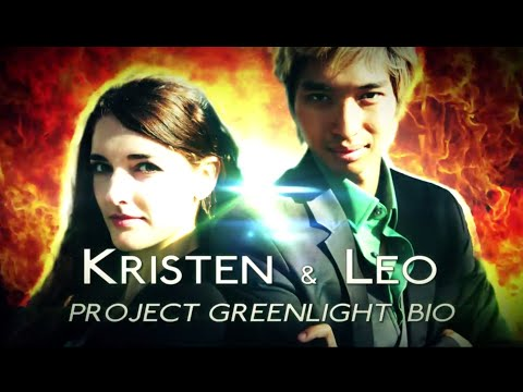 "Kristen & Leo's Project Greenlight Bio! (""DAY ONE"" entry)"