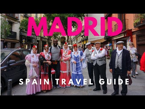 Things To Do In Madrid | Spain Travel Guide
