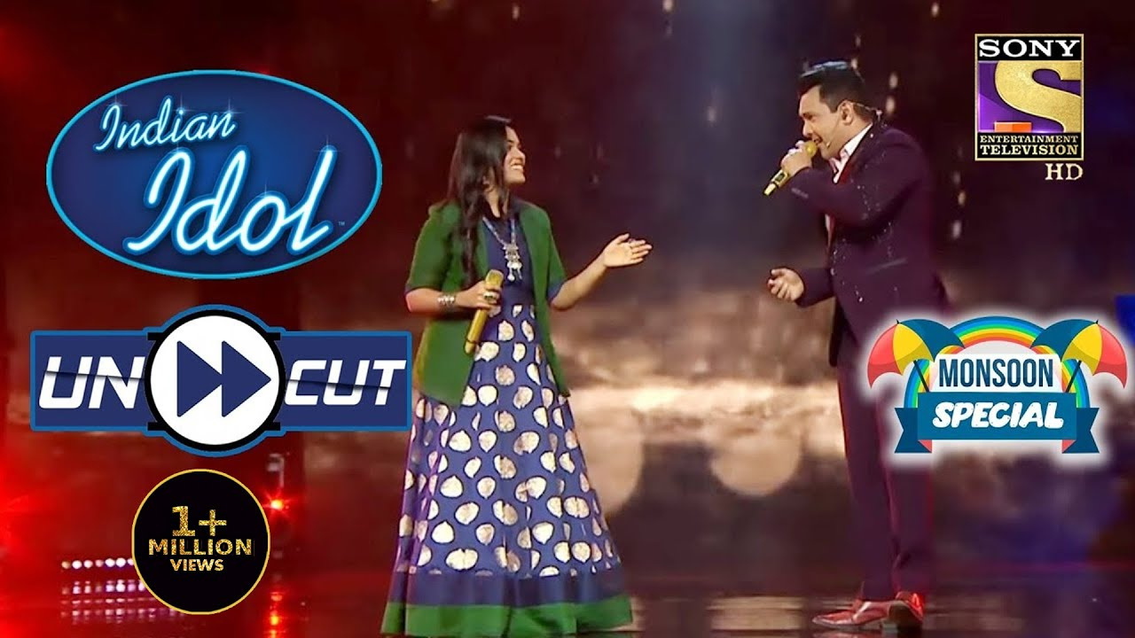 "Download Aditya Joins Sayali For A Beautiful ""Tip Tip Barsa Pani"" Performance | Indian Idol Season 12 | Uncut"