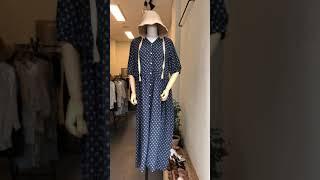 여름 원피스 컬렉션 30-40대 여성 데일리룩 휴가룩