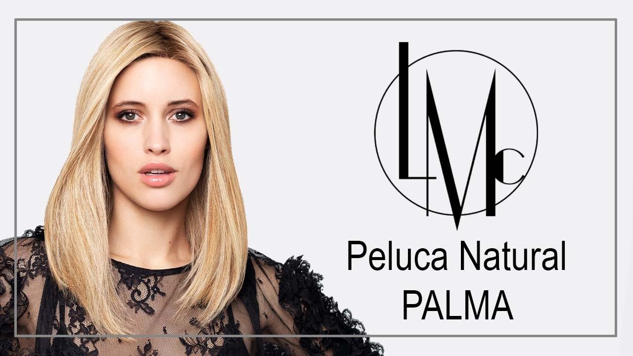 ✅Peluca Natural Premium PALMA - La Maison del Cabello
