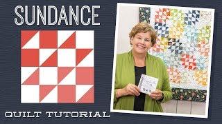 Make a Sundance Cupcake Quilt with Jenny!