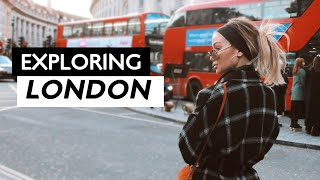 Day in the Life of Erika Costell (LONDON)