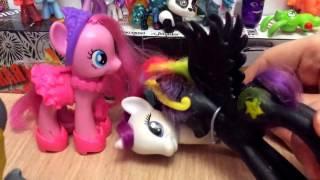 безумный поход в магазин с пони ( my little pony )
