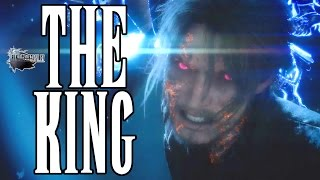 Final Fantasy XV - Noctis becomes the King of Kings & kills the Usurper - Ending