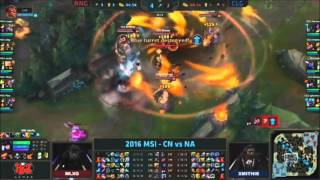 Biggest Aurelion Sol Q ever - CLG Huhi