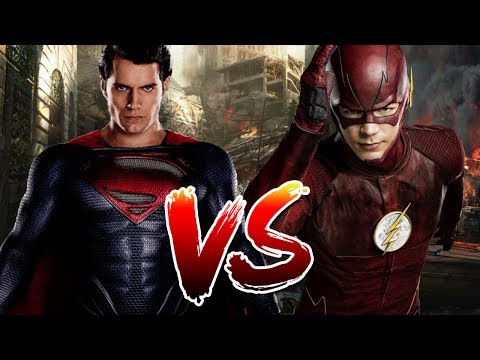 Superman VS Flash | Who Wins?