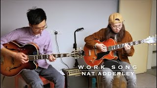 Work song - nat adderley (students performance)