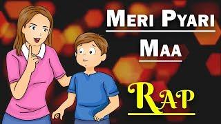 Meri Pyari Maa Rap With Lyrics    By Akshay Dhawan