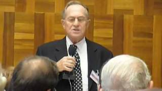Alan Dershowitz, Palestinians and Nazis at Durban II
