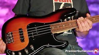 Review Demo - Fender American Elite Precision Bass