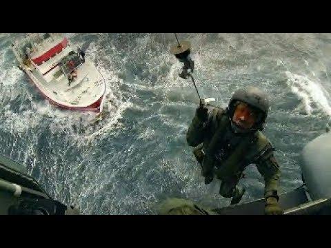 Les sauveteurs de la mer - Reportage