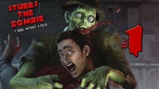 Stubbs the Zombie - часть 1 В поисках мозгов, братюнь и девушки