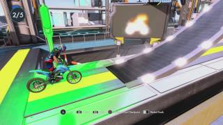 Trials Fusion | Play Through #1 - Training Program
