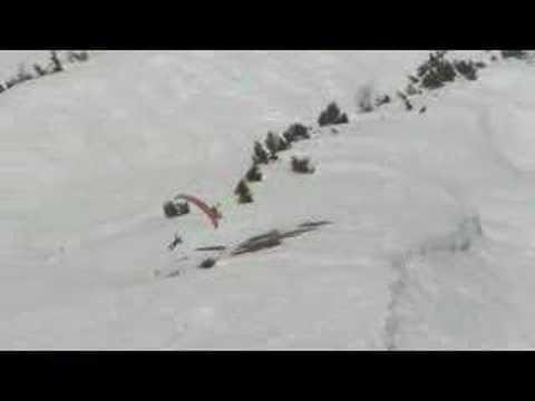 Red Bull Speedride - St. Anton - Day 01