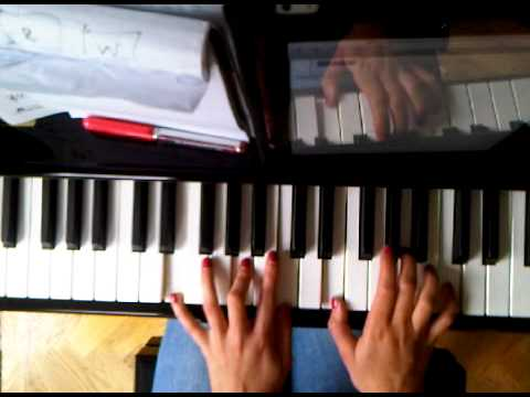 Me singing 'white horse' by Taylor Swift (piano chords available!)